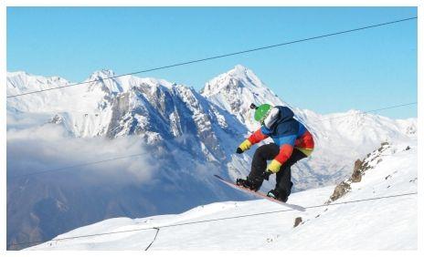 ZIMOWY OBÓZ W AUSTRII $1450 PLN 3 stacje narciarskie: GERLITZEN · NASSFELD · BAD KLEINKIRCHHEIM