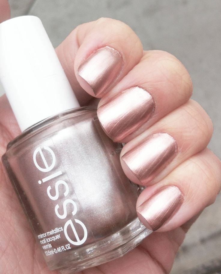 Essie Metallic Gold Nail Polish: 25 Best Images About For The Love Of Nail Polish On