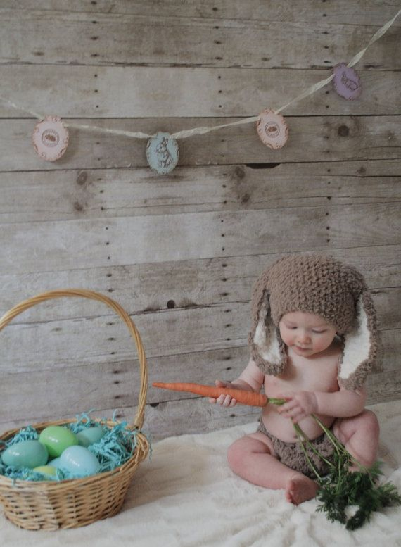 12 to 24m Brown toddler bunny hat and diaper cover set with a cream pom pom tail. Handmade with love by Babamoon :)   *Can be made in sizes Preemie to Adult and other colours on request!   #babyhat #baby #hat #babies #rabbit #easter #bunny #bunnyrabbit #bunnyhat #bunnyears #brown #cream #babyshower #babyshowergift #easterbunny #etsy #babyfashion #childrensfashion #kidsfashion #babygifts #gifts #etsygifts #photoprop #photographyprop #newbornphotography #newbornprops #children #kids #newborn…