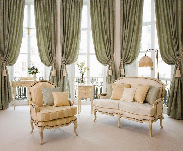 rideau salon moderne - Rideaux Salon