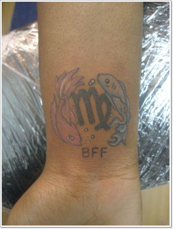 Virgo Tattoos for Women Ideas | Unique Virgo Tattoo Designs