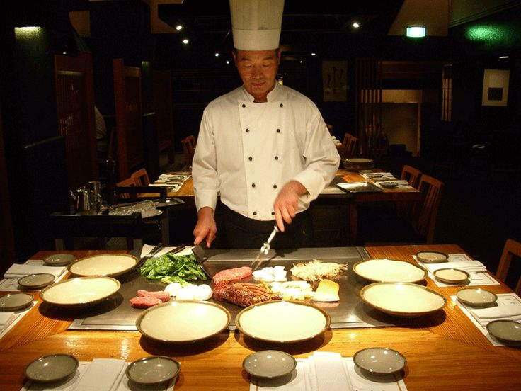 Teppanyaki.  LOVE!  Specifically O hana steakhouse - easily the best I've had.