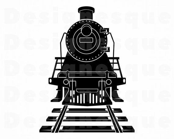 Train 21 Svg Train Svg Steam Engine Locomotive Train Etsy In 2021 Train Clipart Svg Clip Art
