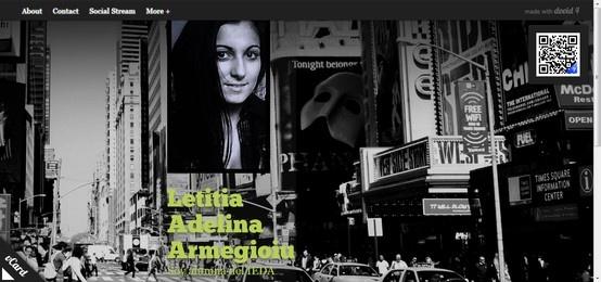 Elegida mejor tarea del curso 2012/2013 por los compañeros del Aula TIC : Tarjeta virtual en Dooid.me by @Leticia Adelina