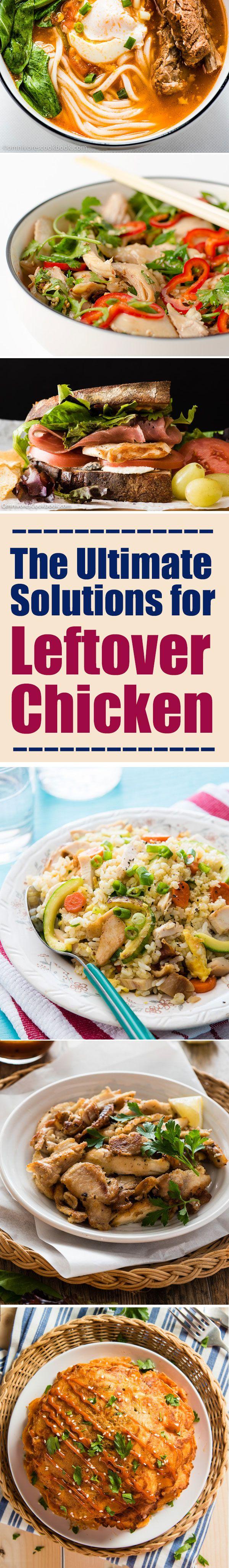 for leftover chicken chicken omnivorescookbook salads chicken chicken ...
