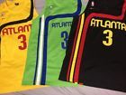 For Sale - NBA Atlanta Hawks #3 Shareef Abdur-Rahim Nike Jersey Lot Sz 2XL XXL 1974 Vtg - http://sprtz.us/HawksEBay