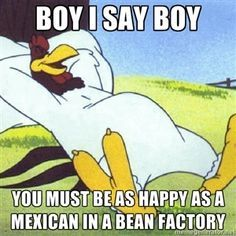picture of 'foghorn leghorn/' cartoon rooster   Foghorn Leghorn Quotes - TheFunnyBlog