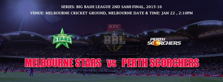 #Sydney #Thunder reached the #Big #Bash League #grand #final with an eight wicket victory.  Now Time for second Semi-Final.Enter your best #Fantasy #Cricket Tesm for #Melbourne #Stars vs #Pert match and win cash with your best cricketing Skill @ https://draftindia.in