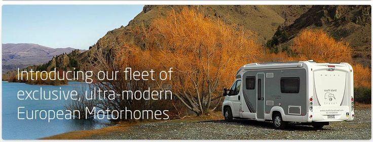 Popular Explorer Motorhome Hire NZ Compact But Very Complete