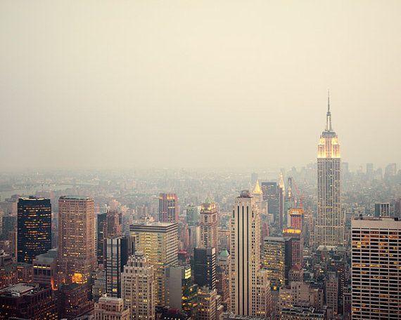 New York NYC Photography Manhattan skyline par EyePoetryPhotography, $30,00