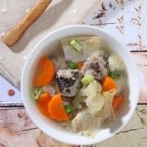 4 WARM SOUP RECIPES FOR HEALTHY FALL