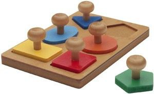 TAG Toy Giant Knob Puzzle