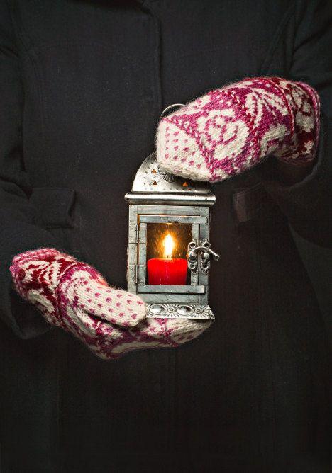 Suuri käsityö marras-joulukuu 2014 Ingrid-lapanen