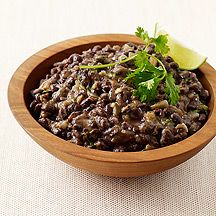 Chipotle Black Beans with Orange and Lime - ww recipe.  5 points - serves 4
