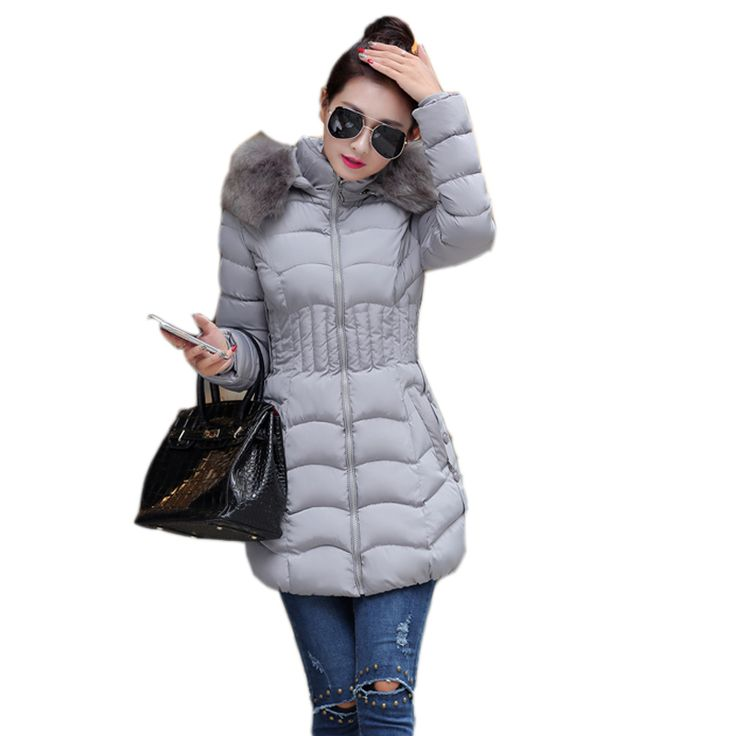 Купить товарЗимнее пальто женщин манто роковой парка женские куртки и пальто abrigos y chaquetas mujer invierno 2015 весте casacos новый в категории Пуховики и паркина AliExpress.        Зимняя куртка женщин, зимнее пальто женщин, женские зимние куртки и пальто, куртка, manteau Femme, Abrigos Y Chaq