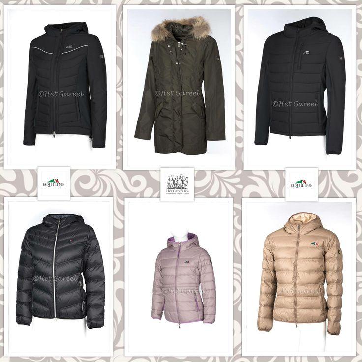 ***NIEUW*** De nieuwe collectie van Equiline hangt in de winkel. Maak je wintergarderobe compleet met #equiline ! Meer nieuws van Equiline vind je op onze site bij: https://www.hetgareel.nl/nieuwe-artikelen.html #winter #jassen #mode #fashion #gareel #onlineshopping #supermooi