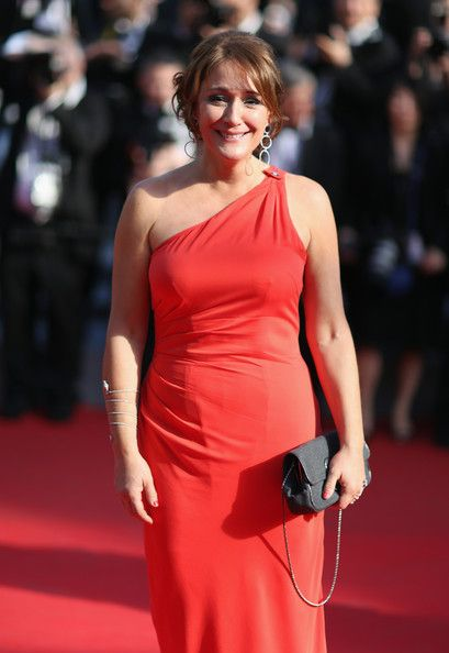 """Daniela Lumbroso Daniela Lumbroso attends the """"Mr. Turner"""" premiere during the 67th Annual Cannes Film Festival on May 15, 2014 in Cannes, F..."""