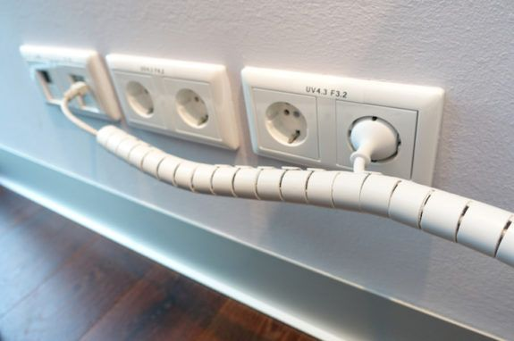 Rapikah Kabel di rumah anda begini caranya
