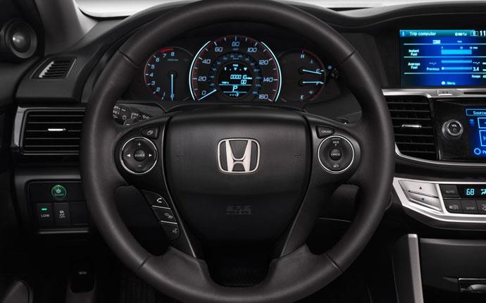 Interior Photo of 2013 Honda Accord Coupe