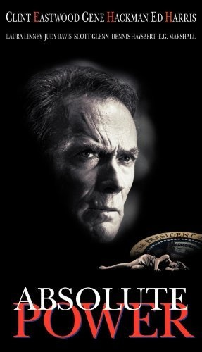 Absolute Power - my favorite Clint Eastwood movie!