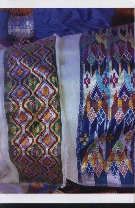 Ethiopian Quot Tilet Quot Patterns Ethiopian Traditional Dress