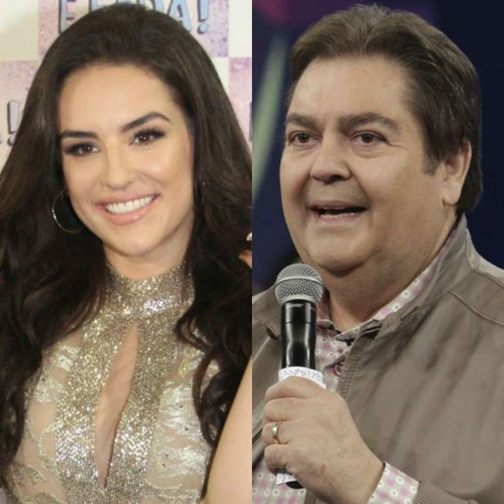 Kéfera Buchmann irritou Fausto Silva após se convidar para o 'Domingão' e faltar a gravação no últim... - AGNews, /Divulgação TV Globo