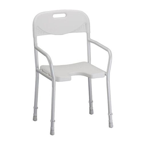 Shower Chair with Back | Nova #9401 #medical #medicalsupplies #pro2medical #health #healthcare #lifestyle #Lubbock  #rain #posture