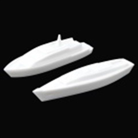 S-C-04 DIY Plastic Ship Scaled Model Kit (2 PCS) $5.70