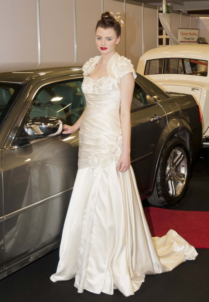 Bride and Groom Show at Millstreet March 2013