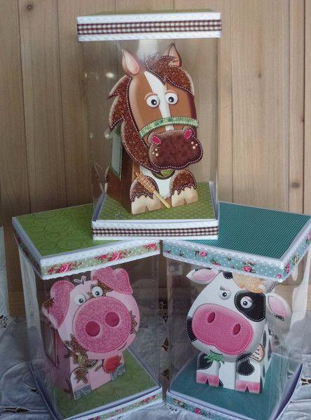 Weiteres - Geschenkverpackung BOX-POPS  für Kinder~Nr. 406 - ein Designerstück von Corinnas-Dekomomente bei DaWanda
