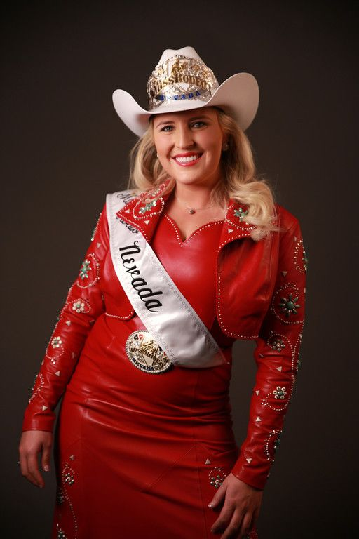 Jan Faulkner Queen Outfit Worn By Tara Bowlby Miss Rodeo