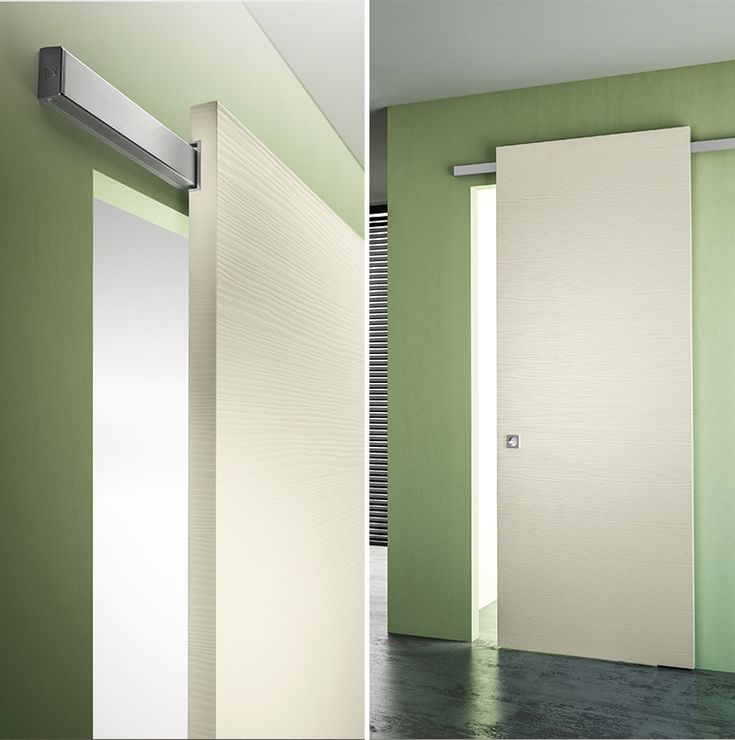 Made in Italy sliding doors Pivato: new spaces in freedom