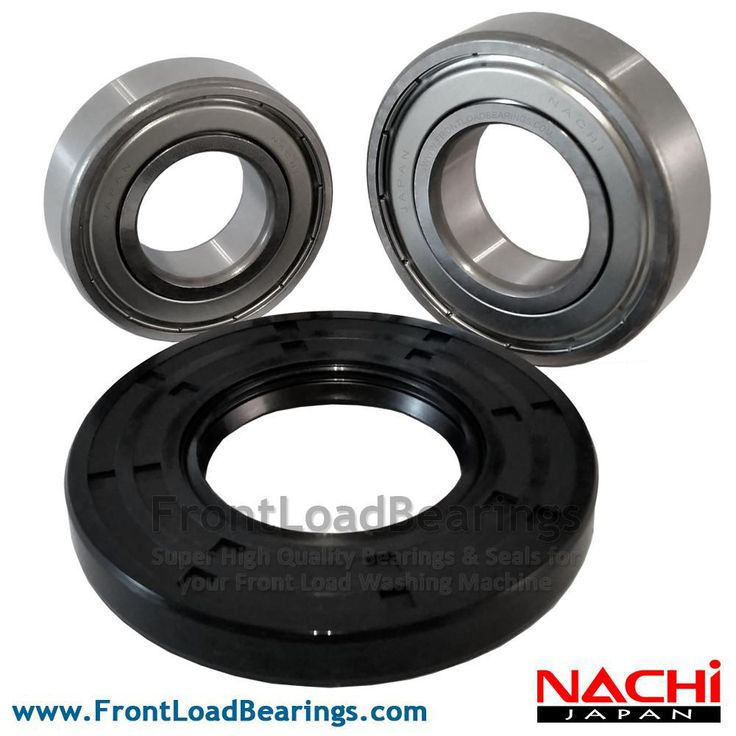 FRONT LOAD BEARINGS - W10252483 Nachi High Quality Front Load Amana Washer Tub Bearing and Seal Repair Kit, $79.95 (http://www.frontloadbearings.com/products/w10252483-nachi-high-quality-front-load-amana-washer-tub-bearing-and-seal-repair-kit.html)