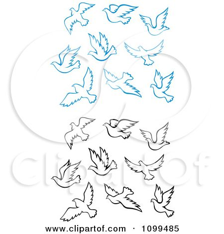 Dove Tattoo Stencil 17+ images abou...