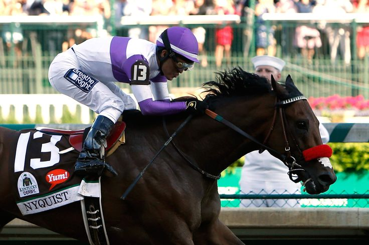 Nyquist, Kentucky Derby results, betting payouts