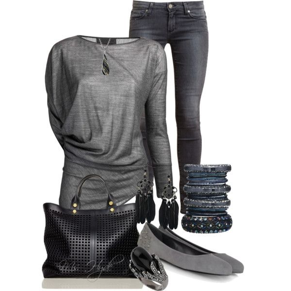 50 Shades of Grey, created by mshyde77 on Polyvore