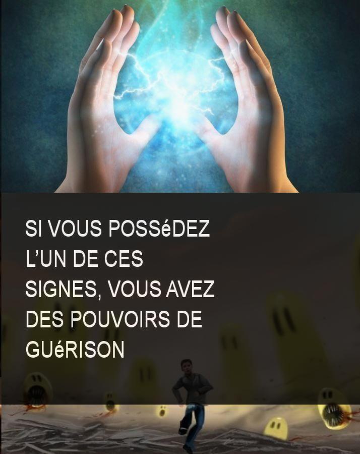Si Vous Possedez L Un De Ces Signes Vous Avez Des Pouvoirs De Guerison Signes Signe Possedez Guerison Pouvoirs Emotions Mind Body Connection Psychology