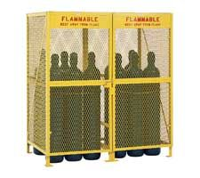 Sale Prices on all Vertical Gas Cylinder Storage Cabinets -  #propane #flammable #storage