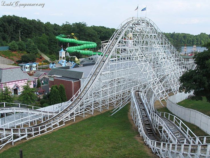 Wildcat at Lake Compounce in Bristol, Connecticut