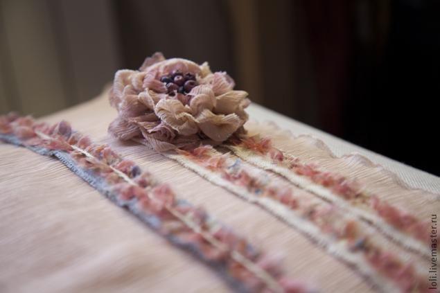 Шьем декоративную тесьму - Ярмарка Мастеров - ручная работа, handmade