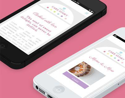 "Check out new work on my @Behance portfolio: ""Bakery Cake Story"" http://be.net/gallery/31674159/Bakery-Cake-Story"