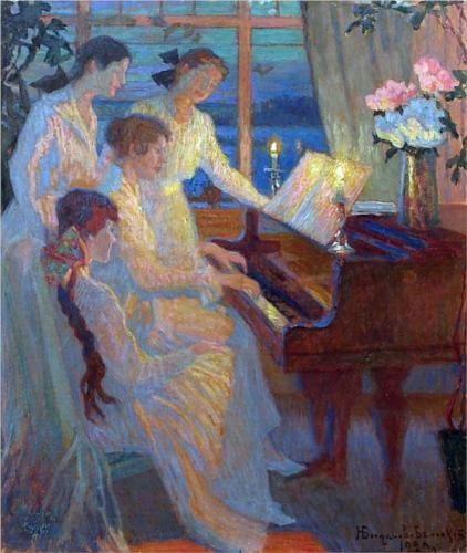 Symphony - Nikolay Bogdanov-Belsky