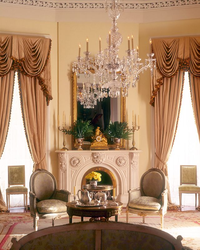 Interior Decorating Project In The Garden District Of New Orleans LA By Hal Williamson Decorator At Designs