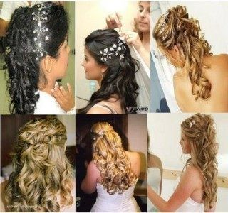 all hair style image best 23 arranjos cabelos noivas images on 7518