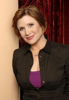 Carrie Fisher - Star Wars Wiki - Wikia