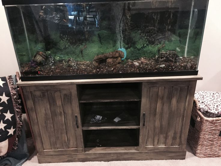Best 25 fish tank stand ideas on pinterest tank stand for Fish tank paint