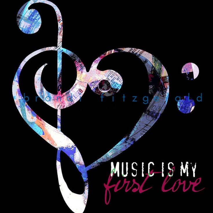 music is my first love