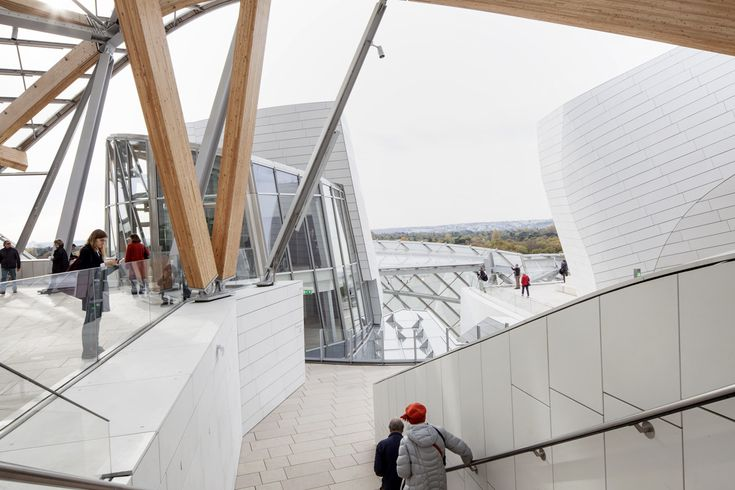 Gallery of Frank Gehry's Fondation Louis Vuitton / Images by Danica O. Kus - 11