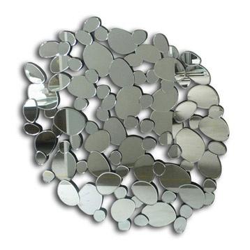 miroir kaleido miroir 96x100 cm leroy merlin mirror. Black Bedroom Furniture Sets. Home Design Ideas