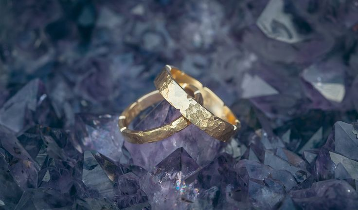 De bruiloft van Maarten en Carolina, met koperkleurige trouwjurk!